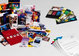 Material publicitari: Fulletons i catàlegs