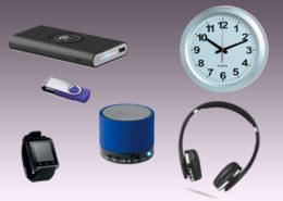 Merchandising: Articles tecnològics